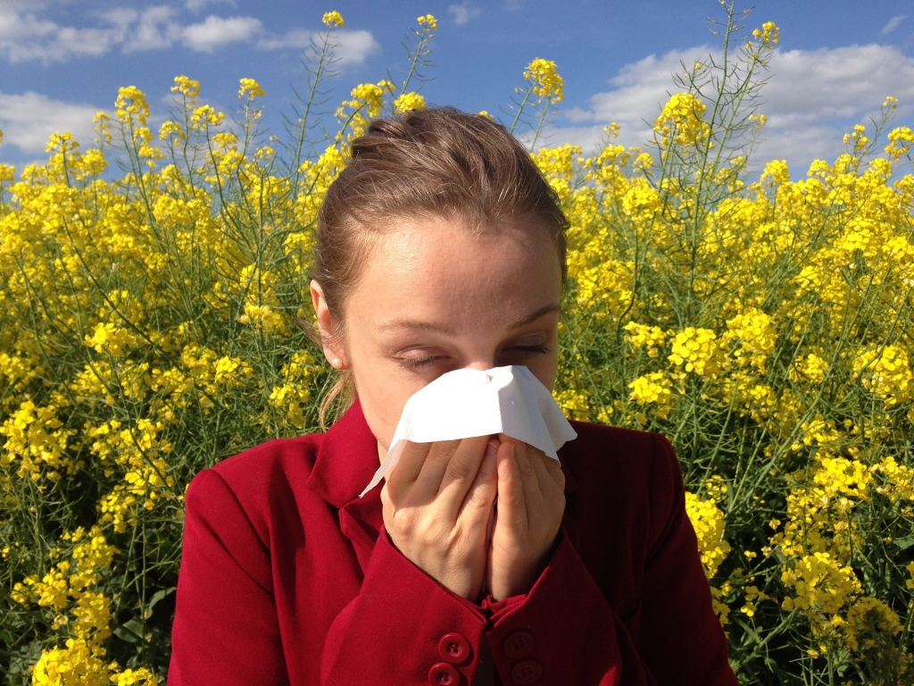 Allergy Tips To Help Avoid Itchy Eyes In The Spring